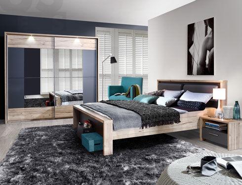 Clair  Iekārta guļamistabai
