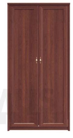 Dzokonda 2D Шкаф с вешалкой орех канадский