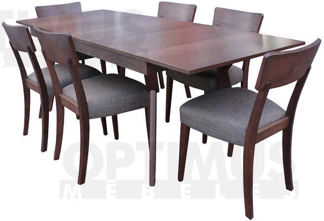 Molinella Laud + 6 tooli