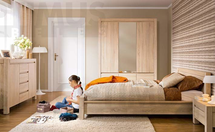 Agustyn  Iekārta guļamistabai
